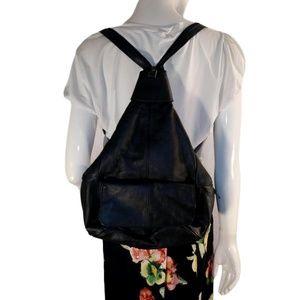 Handbags - Purse/Back Pack Black (no tags) (SKU 000000-3-2)